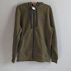 Under Armour All Season Gear zipup hoodie - medium